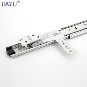 45mm 360 Degree cabinet drawer slider for mirror door