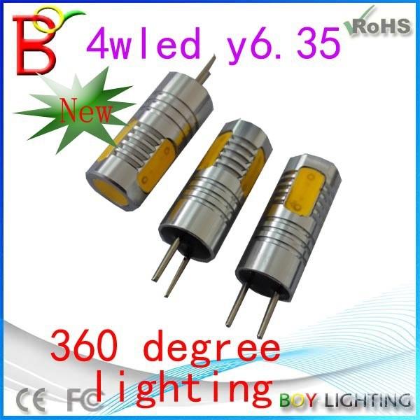 ce rohs12v ac hoge lumen geleid 4w 300lm gy 6 35 led bulb lamp led bulb verlichting. Black Bedroom Furniture Sets. Home Design Ideas