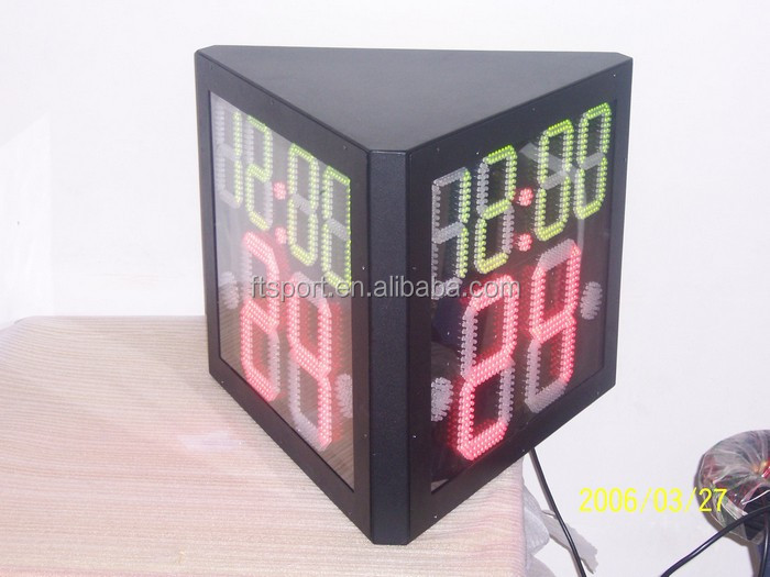 24 Second Shot Clock Circuit