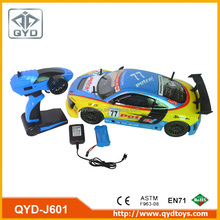 1/10 scale 2.4G long runing time rc drift cars