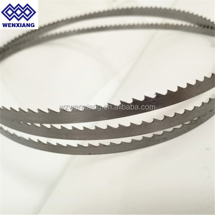 Small DIY Wood Band Saw Blades With Sharp Teeth For Cutting Wood