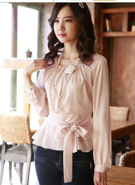 36342a170b81a7 Aliexpress.com: Comprar 2015 verano estilo mujeres blusa OL camisa ...  Compartir en Facebook