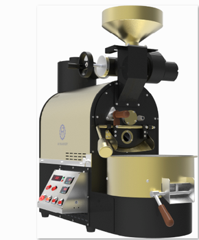 1kg coffee bean process machine hot sale