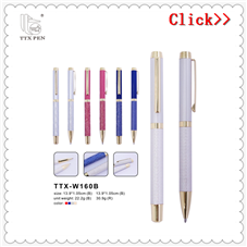 Senior quality elegant corporate anniversary gifts ball pen