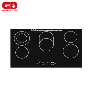 2014 new mould induction coketop/touch control ceramic hob/built in electric ceramic hob