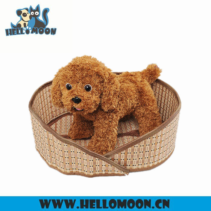Factory Supply Bamboo Dog Bed Manufacturer Material