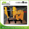 MUYUAN brand 8 inch Belt driven centrifugal sea water sand pump for India