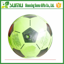 eco-friendly inflatable soccer beach balls for promotion