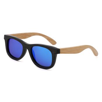 2018 OEM wholesale children model FDA CE bamboo sunglasses