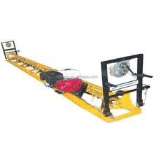 Popular concrete cement road paver paving machine mini concrete pave , concrete roller paver