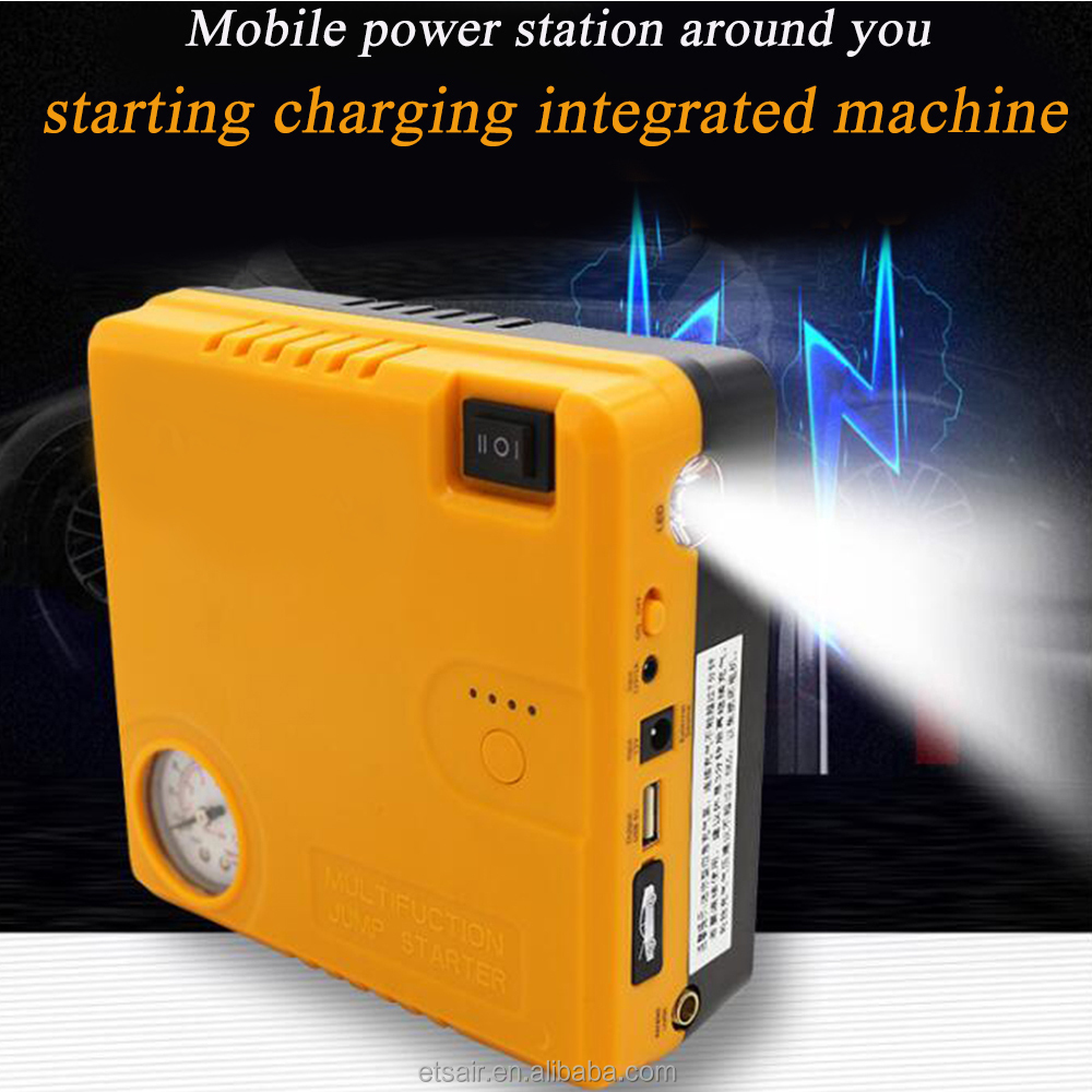 Portable Power Bank 50000 Mah Car Jump Starter Power Bank (Up to 6.5L Gas or 5.0L Diesel Engine)