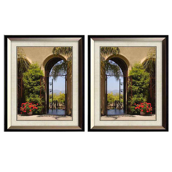 Plastic Frame Decorative Wall Painting Design Patterns Pictures for Sale