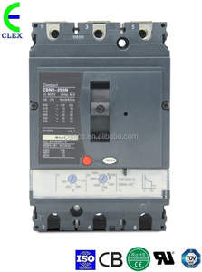 High Quality Low Voltage NSX400 3p 4p mccb 400amp circuit breaker