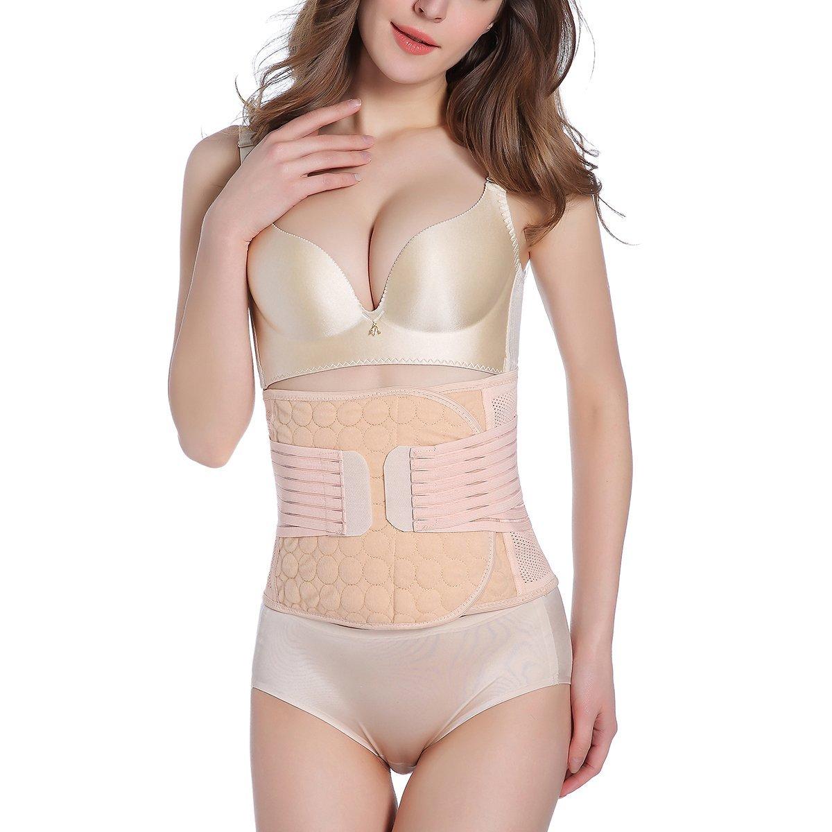 82bd2e93d64 Get Quotations · She-Lin Postpartum Support - Recovery Belly Waist Pelvis Belt  Shapewear - Post