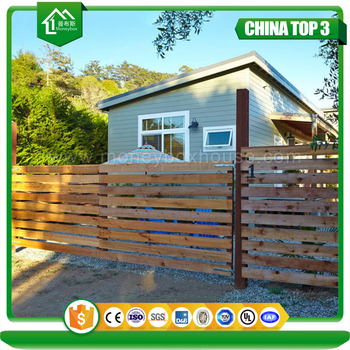 The Moneybox Cost Saving Stylish Prefabricated Wooden Affordable Small Beach House In California