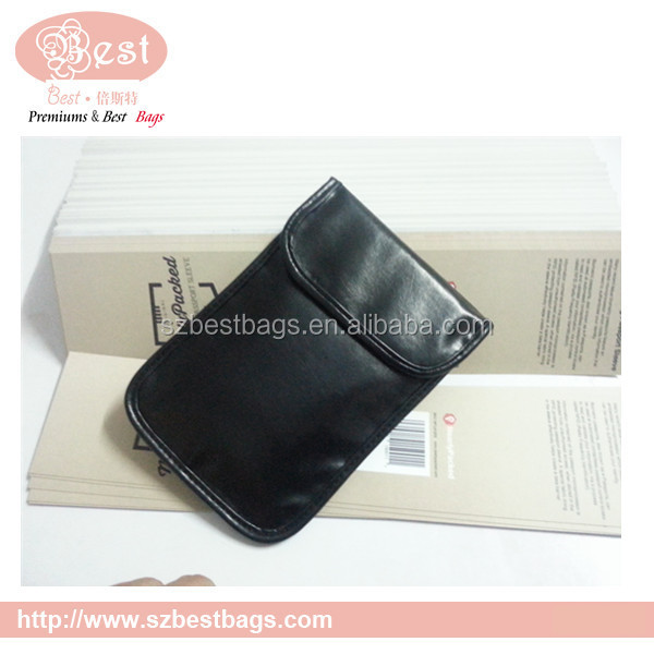 Anti-spying GPS Rfid Signal Blocker Pouches