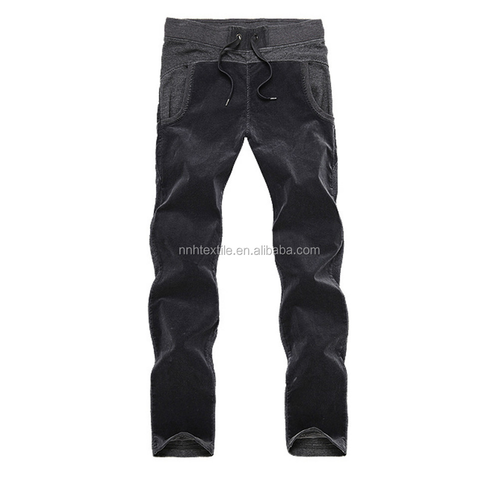 Custom jogger pants, harem pants for man 2015