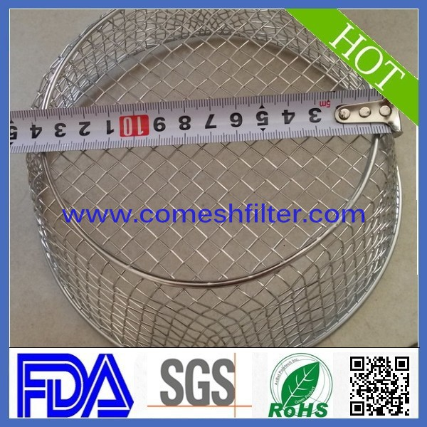 hot sale! fruit plate fruit basket series wire mesh basket(Factory)