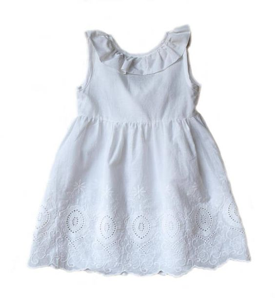conice nini wholesale summer clothes dress linen and cotton dress for girl hot girl dress