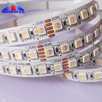 4 In 1 RGBW flexible led strip 5050 60leds/m 5m DC12V led strip light IP65 SMD 5050 outdoor led light strip