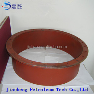Flexible Joint Flange For Manhole Cover