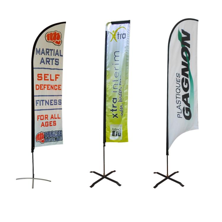 Jarmoo Vlag Vliegende Strand Veer Vlag Met Glasvezel Pole