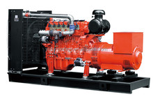 YUFA 200KW Gas turbine WEIFANG engine methane gas generator set
