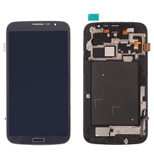 Grade AAA LCD Screen For Samsung Galaxy mega 6.3 i9200 i9205 LCD Touch With Digitizer