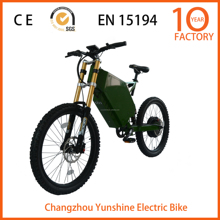 Changzhou Yunshine big power electric motorcycle, electric bike 1000w 60v