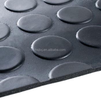bubble sheet rubber flooring noppenmatte bodenbelag gummi. Black Bedroom Furniture Sets. Home Design Ideas