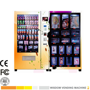 Mini supermarket vending machine for sex toys