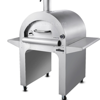 pizza oven gas and wood both pizza master oven oem pizza oven