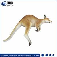 Custom bar decoration with bar accessory kangaroo wall hanging