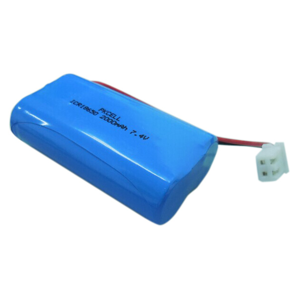 Factory price li ion ICR18650 <strong>battery</strong> 1800mAh 2000mAh 2200mAh 7.4V <strong>battery</strong> pack lithium <strong>battery</strong> for Cash Machine