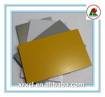 China Aluminum Composite Panel,Different Types Of Aluminium ...