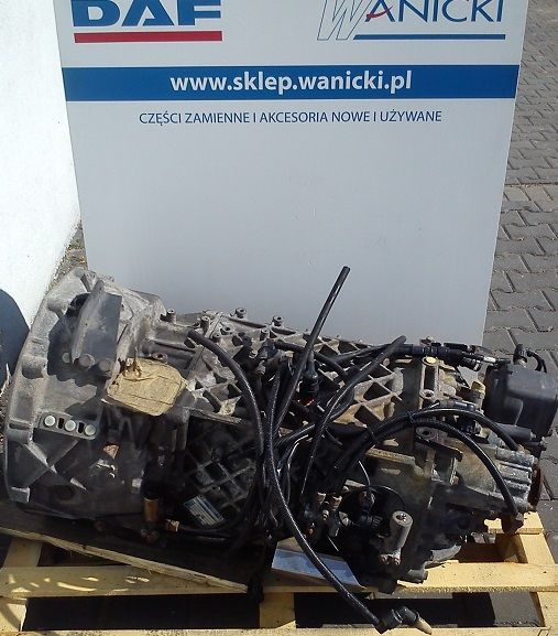 Manual Gearbox Zf 16s 2023tdl Daf Xf 105