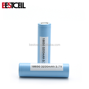 Multi functional 18650 cylinder battery for ecig, ebike, power tools LG 18650 MH1 3200mah li-ion battery