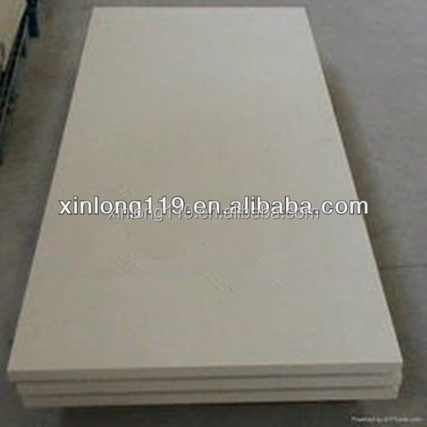 fireproof material fiber cement board/ calcium silicate interior wall panel