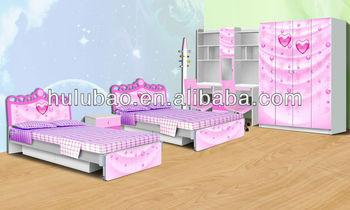 Tiroir De Rangement Rose Double Ded Conceptions Meubles De Chambre D\'enfant  Double - Buy Meubles De Chambre D\'enfant Jumeaux,Lit Pour Jumeaux,Ensemble  ...