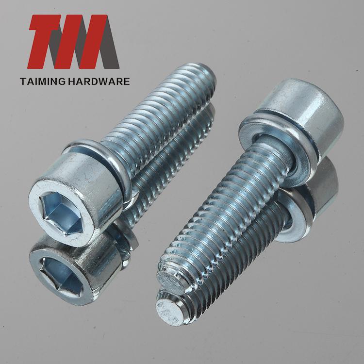 Metal Screws Flathead Phillips//Pozidriv Din 968 Black Galvanized 2,9 Bis 4,8 MM