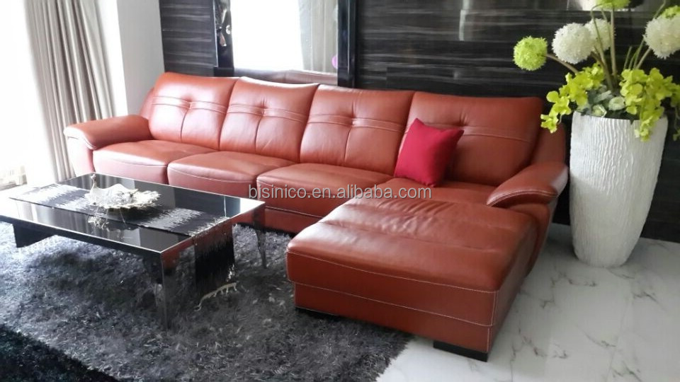 L-shaped Sectional Couch With Sofa Bed/sofa Sleeper,Modern ...