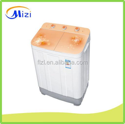 Twin tub washing and drying machine