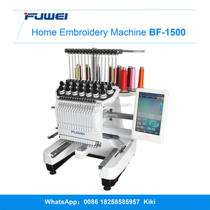 Hot sale newest home computer embroidery machine for tajima embroidery machine price