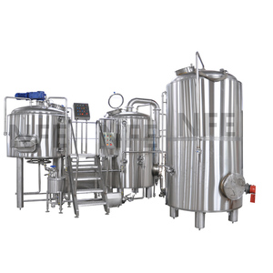 Micro 8HL Beer Brewery Equipment Made In China For Sale