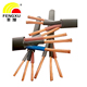 Factory Price CCC Standard PVC Insulation Electric Wire Flexible Hose RVV 6 Electrical Cable