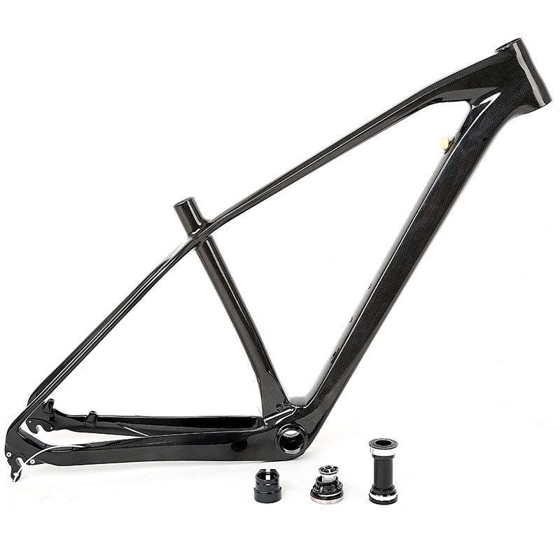 2017 chinese bicycle promoiton mtb carbon frame 29er disc brake