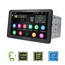 Universal Radio Bluetooth Double Android Mp3 Music Gps Player Touch Screen Android 2 Din Car Stereo