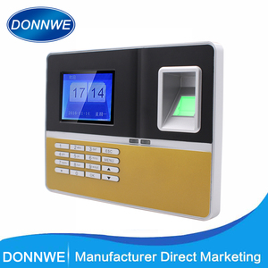 HOT SALE Donnwe F30 Biometric finger print time Attendance System Attendance machine