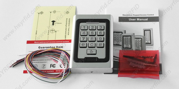 Hsy-s216 125khz Cheap Price Single Door Standalone Rfid Reader For Door  Access Control Wiegand System - Buy Standalone Rfid Reader,High Quality  Rfid