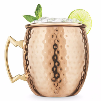 Dashine Factory wholesale Drinkware copper moscow mule mug